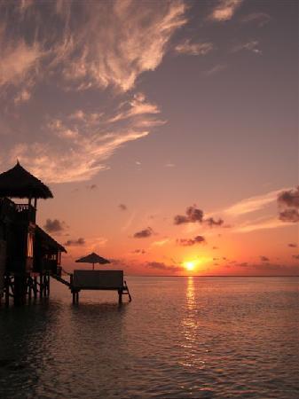 Gili Lankanfushi Maldives: more sunrise