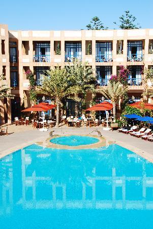 Le Medina Essaouira Hotel Thalassa Sea & Spa - MGallery Collection: The Pool