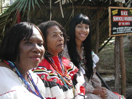 Seminole indian women