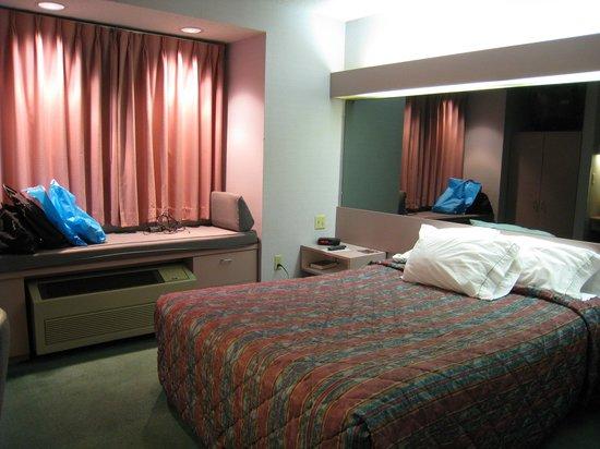 CenterWay Hotel: Microtel Inn Buffalo (Tonawanda) - guestroom