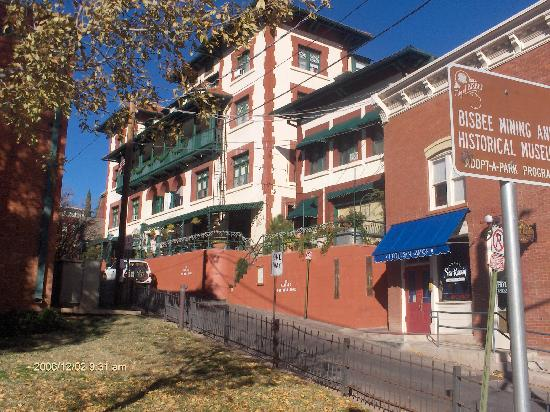 Hotel San Ramon The In Bisbee Az