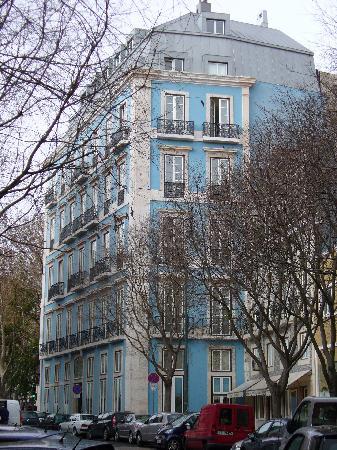 Heritage Avenida Liberdade: Hotel heritage Libertade