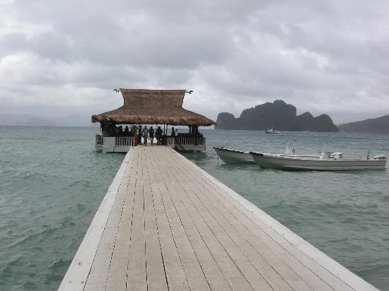 El Nido Resorts Miniloc Island: welcome to Miniloc