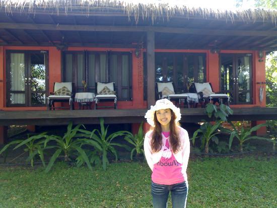 Baan Nam Ping Riverside Village: I love it.