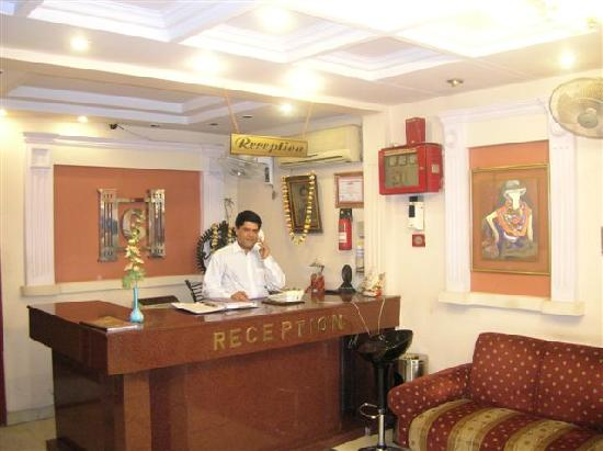 Hotel Classic : Reception