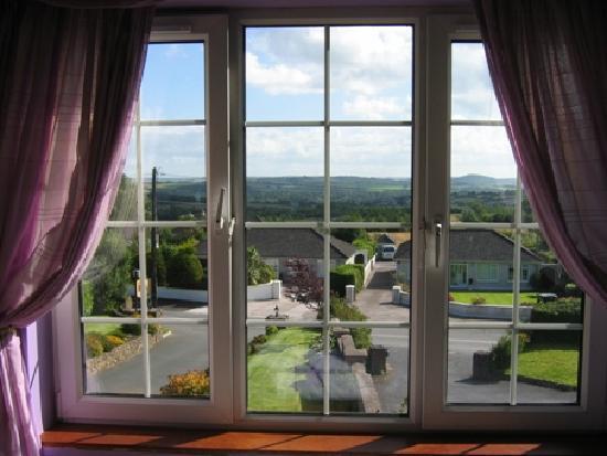 Ashcroft Bed & Breakfast: Vista dalla stanza