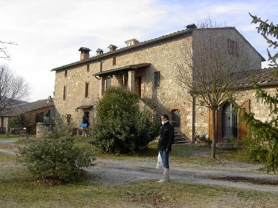 Palazzo a Merse B&B: B&B Palazzo a Merse: un antico mulino del 200 Restaurato