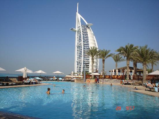 Burj Al Arab Jumeirah: What a view...