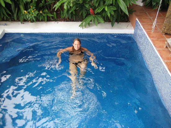 Casa Bella Rita Boutique Bed & Breakfast : the refreshing pool