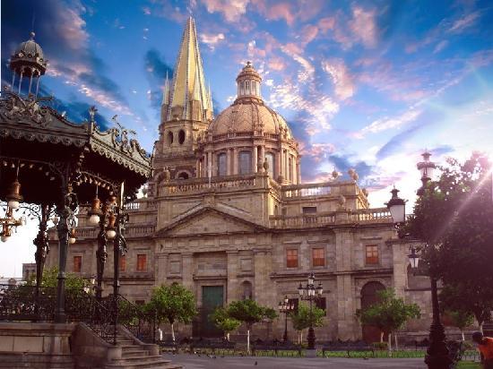 Guadalajara, Mexico: Metropolitan Chatedral