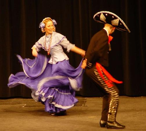 Guadalajara, Mexico: Tapatio Dance, orgiginally from this City.