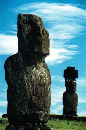 Île de Pâques, Chili : Easter Island Moi