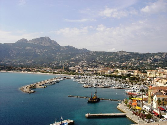 Calvi, France: More port