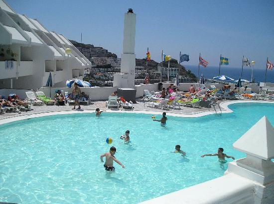 Aparthotel Puerto Plata: vista piscina Puerto Plata