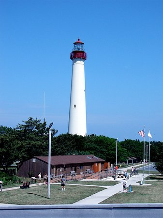 Cape May Lighthouse: Dating to 1859