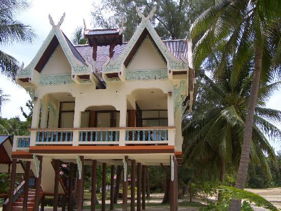 Chaloklum Bay Resort: Honeymoon-Bungalow