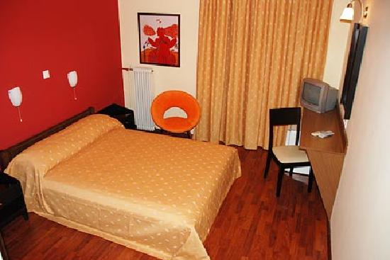 Exarchion Hotel: Double room in Hotel Exarchion Athens