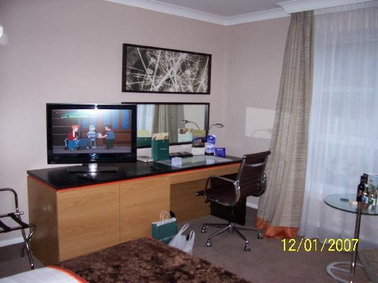 Hilton Dublin: Room