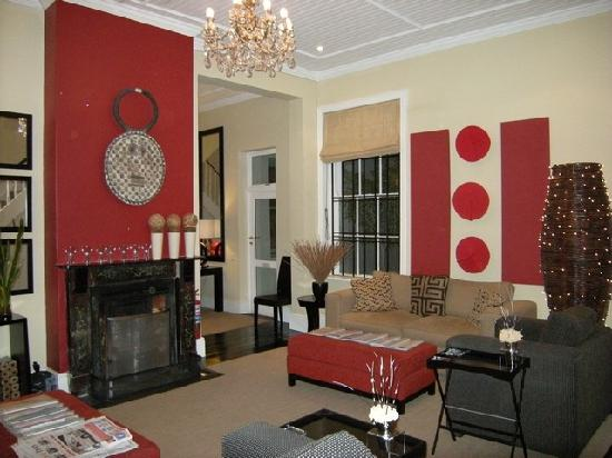 lounge at an african villa picture of an african villa cape town rh tripadvisor com