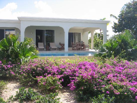 Meads Bay Beach Villas: Our villa