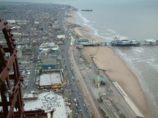 Novello B&B: Blackpool Promenade