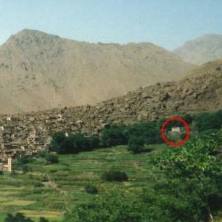 Tourtatine : village
