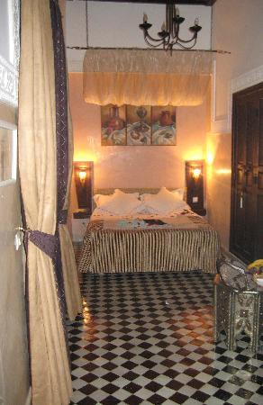 Le Riad Monceau: Marjan -Bedroom