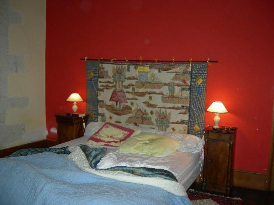 Chateau Puyferrat: habitacion