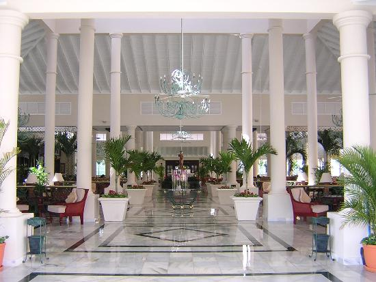 Luxury Bahia Principe Ambar Blue Don Pablo Collection: Lobby Ambar