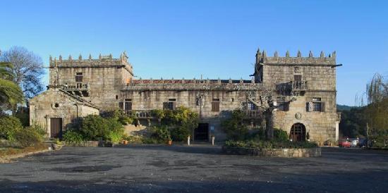 Vilagarcia de Arousa, Spagna: Vista general hotel