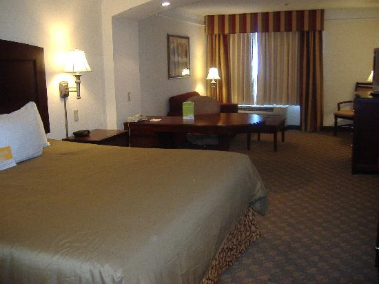 La Quinta Inn & Suites Dodge City: Very Nice Rooms