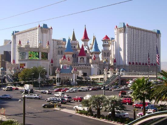 Excalibur Hotel Las Vegas Picture Of Las Vegas Nevada Tripadvisor