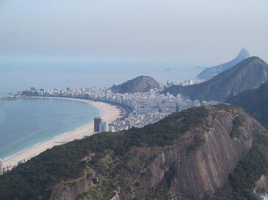 ريو دي جانيرو: View from Pao de Azucar