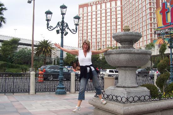 Las Vegas Flyaway: on s'amuse