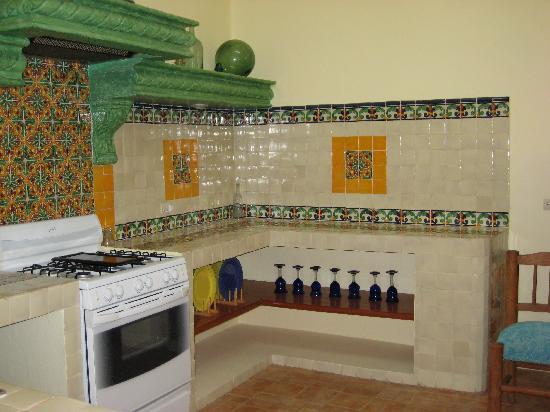 Casa Isabel: Kitchen