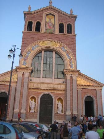 Tindari, Ιταλία: Sanctuary