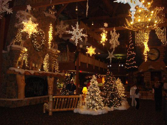 Great Wolf Lodge: Lobby