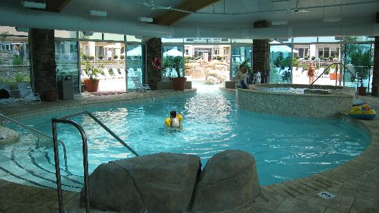 Seapointe Village Resort: Seapointe's New Indoor Pool Complex