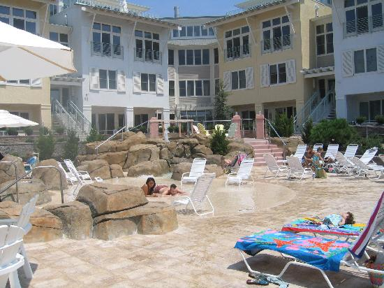 Seapointe Village Resort: Seapointe's New Wading Pool at Ibis