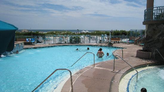 Seapointe Village Resort: Seapointe's Ocean Front Pool