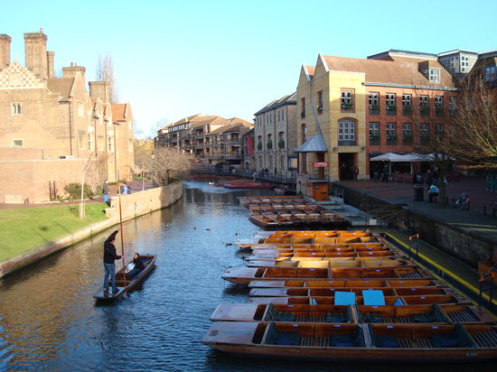 Cambridge, UK: River Cam