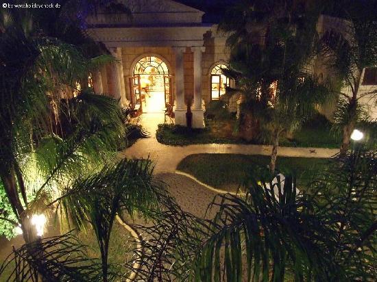 Yetkin Club Hotel: vu de  appartement
