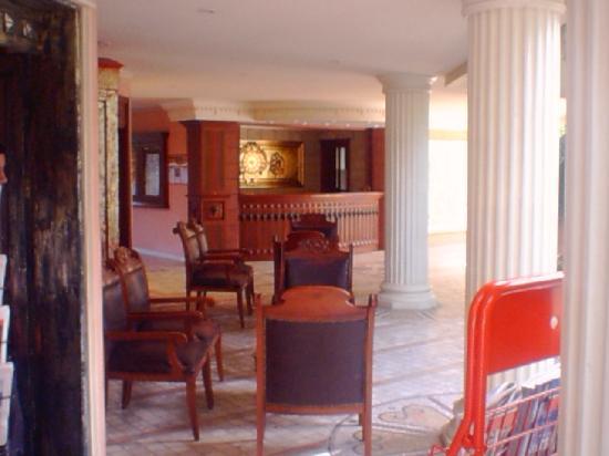 Yetkin Club Hotel: reception