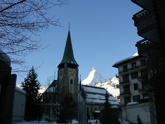 Hotel Garni Tannenhof : Zermatt