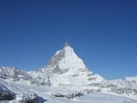 Hotel Garni Tannenhof : Cervain - Matterhorn