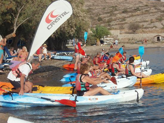 Ortakent, Turki: Regatta day