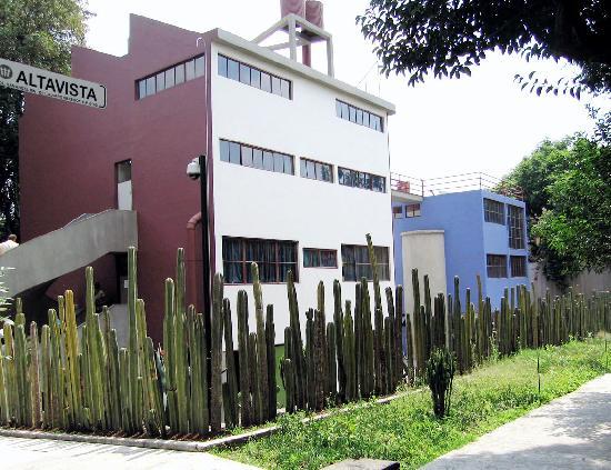 the studio home of diego rivera and frida kahlo picture of mexico rh tripadvisor com au