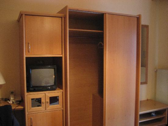 Charlotte : Mini-Fernseher