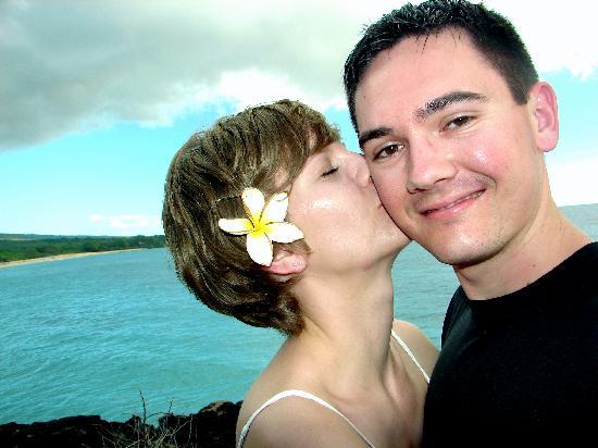Dreams Come True on Maui Bed and Breakfast: Mahalo Tom & Denise!  - Melissa & Matt