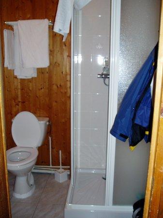Chalet la Tarine: Bathroom2